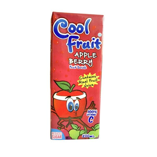 Cool Fruit Apple Berry