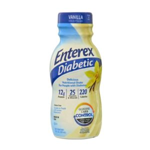 Enterex Diabetic - Vanilla