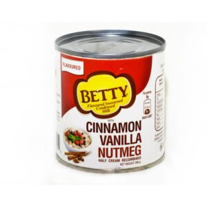 Betty - Cinnamon Vanilla Nutmeg