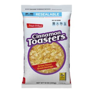 Malt O Meal - Cinnamon Toasters