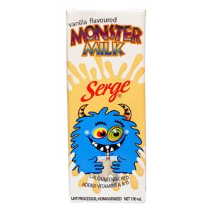 Serge - Monster Milk - Vanilla