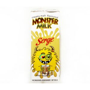 Serge - Monster Milk - Creamy Malt