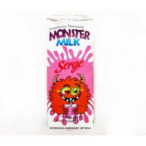 Serge - Monster Milk - Strawberry