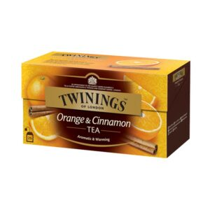 Twinings - Orange & Cinnamon Tea