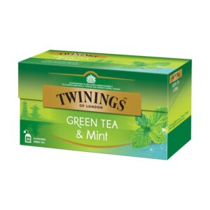 Twinings - Green Tea & Mint