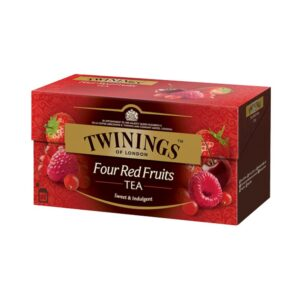 Twinings - Four Red Fruits - Tea