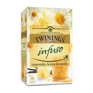 Twinings - Infuso - Camomile, Honey & Vanilla