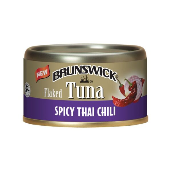 Brunswick - New Flaked Tuna - Spicy Thai Chilli