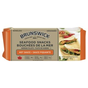 Brunswick - Seafood Snacks - Hot Sauce