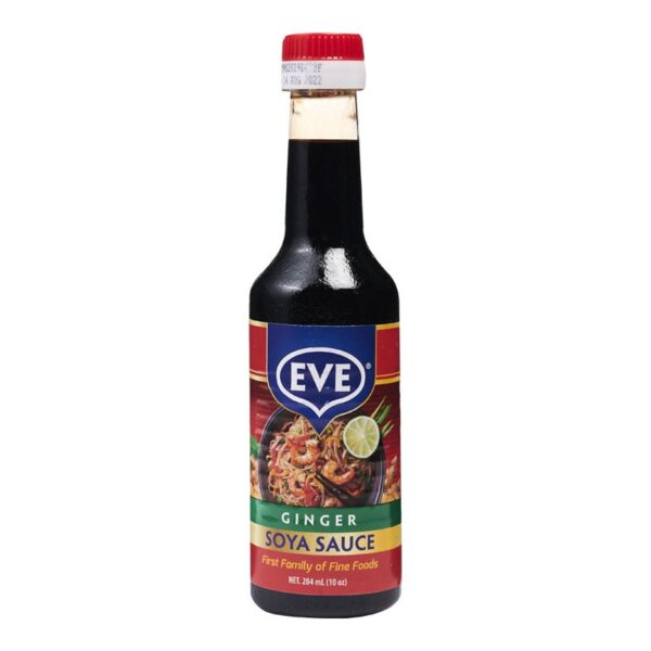 Eve - Ginger Soy Sauce
