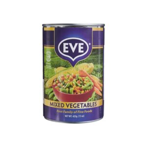 Eve - Mixed Vegetables