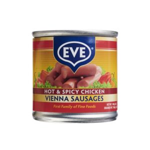 Eve - Hot and Spicy Vienna Sausages