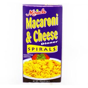 Miracle - Macaroni & Cheese - Spirals