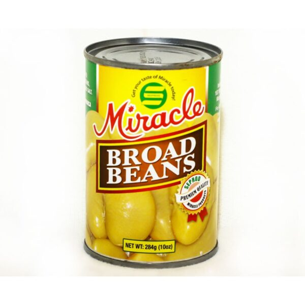 Miracle - Broad Beans